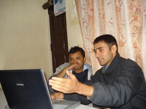 Hon. Gagan Thapa, CA member, Nepali Congress