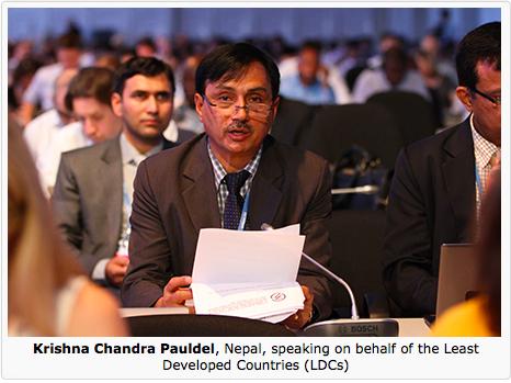 on behalf of nepal